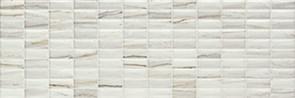 Декор керамич. MOSAICO WHITE