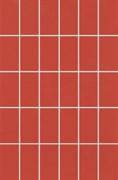 Плитка Mr-Minimal Rojo DS79 25*38