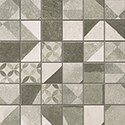 мозаика TERRA DECO GREY MACROMOSAICO