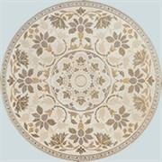 Вставка керамич. 5021 ROSETON CREMA-PERLA, 50x50