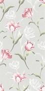 Норфолк Цветы серый