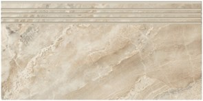 Ступень 2w953/st01 Beige Grey/Бежево-серый 294x600