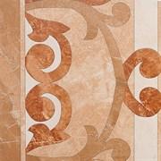 Bellagio Бордюр напольный K083994 45х45