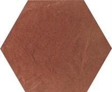 Taurus Rosa Heksagon Плитка напольная структурированная