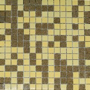 LV-MG145 мозаика микс бежевый (2х2) 32,7х32,7