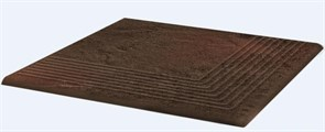 Semir Brown Ступень угловая структуриррованная