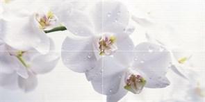 Меланж Панно 45-03-61-440-0 100х50 (из 4-х ч.) Нефрит-керамика купить
