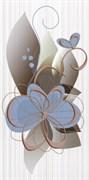 Меланж Декор 10-03-61-442-0 50х25 (Вставка декорат.) Нефрит-керамика купить