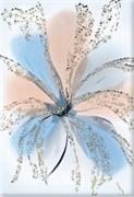 ALEXA LAIT Декор голубой BL 27,5х40 Atem купить