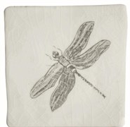 Provenza Blanco Gris Dec. Dragonfly