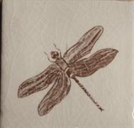 Provenza Crema Marron Dec. Dragonfly