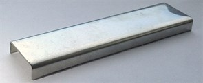 Бордюр B72141101 PRO-TELO INOX 8X25 BRILLANTE, 2,5x250