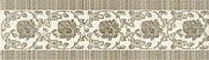 Белла Бордюр серый 1501-0078 6х19,8