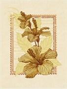 Каркаде декор бежевый 1634-0083 25х33