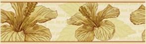 Каркаде бордюр бежевый 1502-0564 7,5х25