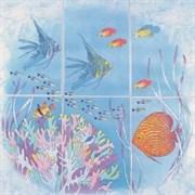 Панно Панно Рыбки 60 x 66