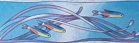 Бордюр Бордюр Рыбки 2