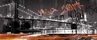 Fibra New York Centro Декор 25x60
