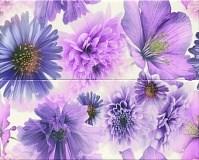 Marina Garden flowers inserto Панно (из 2-х пл) 40x50