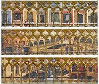 Cenefas Venezia Бордюр (в ассортименте) 7x50