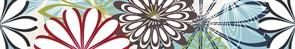 List.Flora Бордюр 11,8х70