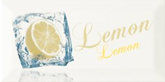 Decor Ice Lemon Декор 10x20