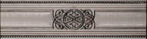 Listelo Vesta Grey Бордюр 8x30