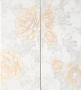 Conjunto Anais Blanc Панно (из 2х плиток) 66х60