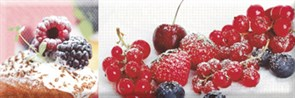 Decor Candy Fruits 04 Декор 10x30