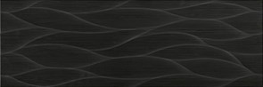 Siena Ondas negro Плитка настеная 25х75