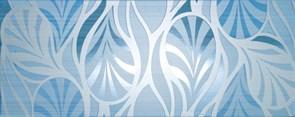 Gloss Azul Декор 20х50