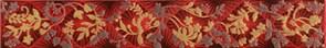 Listelo Elegance Rojo Бордюр 6х40