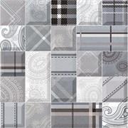 Mosaico Look Gris Плитка настенная 25х25