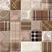 Mosaico Look Marron Плитка настенная 25х25