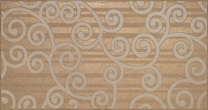 Dec Textile A ebano Декор 32,5x60