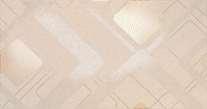 Dec Textile B crema Декор 32,5x60