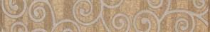 List Textile Ebano Бордюр 10x60