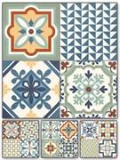 Heritage mix Декор (микс из 4х плиток) 33,15x33,15
