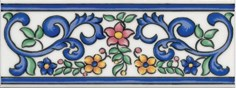 Cenefa 768 Iris Бордюр 7,5х20