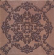 STG\B248\3414 Декор Честер коричневый темный
