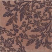 STG\B249\3414 Декор Честер коричневый темный