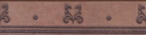 B3414\4BT Плинтус Честер коричневый темный