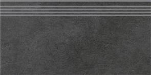 SG211300R\GR Ступень Дайсен черный обрезной