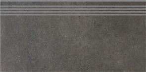 SG211600R\GR Ступень Дайсен антрацит обрезной