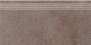 SG211400R\GR Ступень Дайсен коричневый обрезной