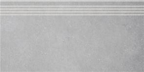 SG211200R\GR Ступень Дайсен светло-серый