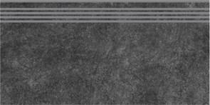 SG615000R\GR Ступень Королевская дорога черный обрезной