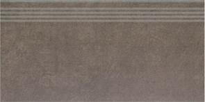 SG614900R\GR Ступень Королевская дорога коричневый обрезной