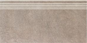 SG614400R\GR Ступень Королевская дорога коричневый светлый обрезной