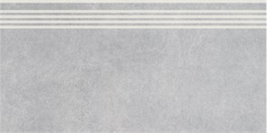 SG614800R\GR Ступень Королевская дорога серый светлый обрезной